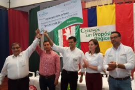 Gobierno Departamental entregó recursos a ESE Hospital Valle de Tenza
