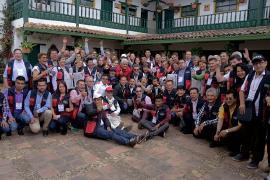 Gobernador enalteció encuentro de emisoras comunitarias del departamento