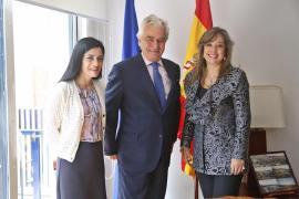 Boyacá busca cooperación internacional con España