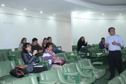 Se realiza taller de fortalecimiento en cooperación internacional