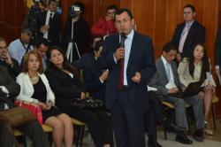 Gobernador Juan Garlos Granados realizará rendición de cuentas en diciembre