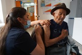 6.594 dosis fueron aplicadas en la Tercera Jornada Nacional y Departamental de Vacunación