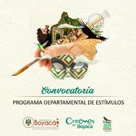Programa Departamental de Estímulos y Fomento Cultural entrega resultados