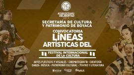 Secretaría de Cultura y Patrimonio cerró convocatoria de música y teatro del FIC Bicentenario de Libertad