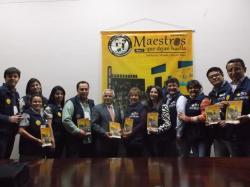 Lanzamiento de la revista  'Maestros que Dejan Huella' del Programa 'Todos a Aprender'