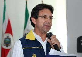 """""""La Unidad atiende incendios, deslizamientos y abastecimiento """": Carlos Robles"""