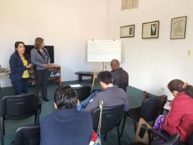 Desarrollo Humano realizó taller de socialización con enfoque Étnico Diferencial