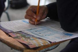 Secretario de Educación desea éxitos a los estudiantes que presentan la prueba SABER