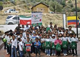 Útiles para Crear', un paso más en el sueño de la educación en Boyacá