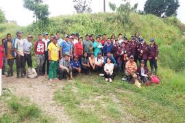 Población indígena de Güicán de la Sierra recibió brigada de salud