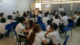 Secretaría de Educación trabaja de la mano con Samsung 'Cambiando el Chip'
