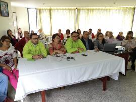 Socializan avances del Programa de Saneamiento Fiscal y Financiero de la ESE Valle de Tenza