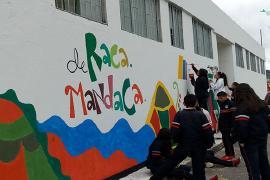 Los Jóvenes de Santa Rosa de Viterbo son de Racamandaca