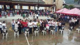 Gobernación de Boyacá conmemoró a víctimas de la masacre del Páramo de la Sarna