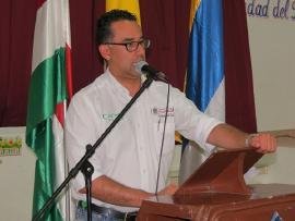 Compromisos del gobernador Carlos Amaya, en salud, fueron dados a conocer en Soatá