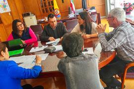 La primera semana del nuevo secretario de Educación de Boyacá