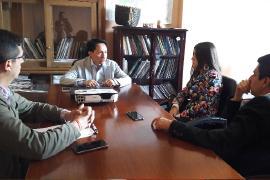Secretaría de Productividad y TIC se reunió con directivo de RTVC