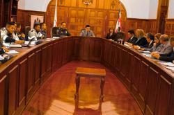 Comité de Seguimiento de Electoral socializó cronograma electoral 2015