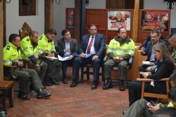 En Consejo de Seguridad se trataron temas relacionados con el Festival Internacional de la Cultura
