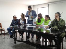 Se adelantó comité descentralizado de coordinación y seguimiento a procesos electorales