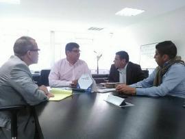 Convenio permitirá capacitar a operarios de plantas de Tratamiento