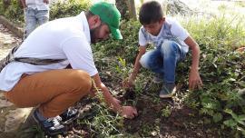 Gobernación de Boyacá crea conciencia ambiental en Pisba y Paya