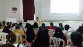 Con éxito avanza Diplomado de Participación Política para Mujeres