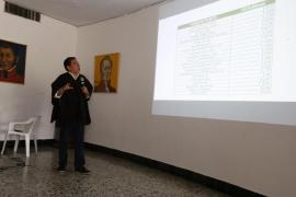 Gobernador Amaya radicó proyectos por 6.78 billones de pesos en Presidencia de la República con destino al Bicentenario
