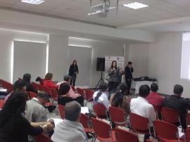 Productividad y Comfaboy socializaron programa de empleo con empresarios de Sugamuxi