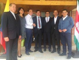 Sogamoso seguirá contando con el respaldo de la Gobernación para el Plan Alimentario Escolar