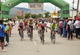 480 ciclistas participaron en la octava válida de la Copa BRC en Sogamoso
