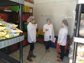 Ministerio de Educación realizó asistencia técnica para verificar condiciones del PAE en Boyacá
