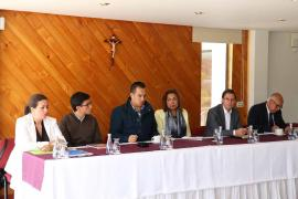 Autoridades se involucran con la recuperación del Lago Sochagota