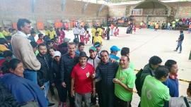 Indeportes anunció apoyo para realizar nacional de tejo en Turmequé