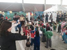 Instituciones de Sutatenza se reunieron en homenaje a la Primera Infancia