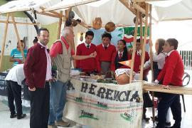 Productividad participó en I Feria Empresarial Interinstitucional en Somondoco