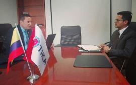 Gobernación presentará proyectos productivos a Agencia de Cooperación Turca
