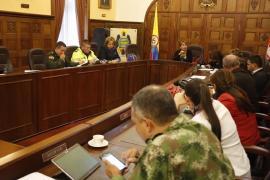 'Están dadas las garantías para que las elecciones en Togüí se realicen en total normalidad'
