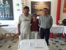 Candidatos a la alcaldía de Togüí firmaron manifiesto por la transparencia