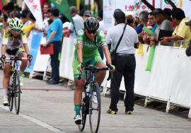 Lorena Colmenares, Top diez en la etapa reina de la Clásica de Anapoima
