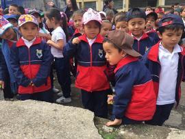 Educación avanza en fortalecimiento de Tránsito Armónico