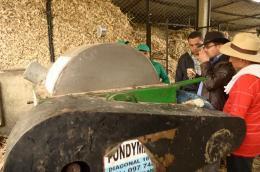 Éxito en desarrollo de proyectos productivos del sector agrícola en el departamento