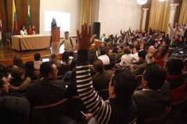 Gobernación celebra finalización de los diálogos de Paz, en el Comité de Justicia Transicional