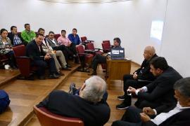 Expertos de la Universidad Nacional asesoran al gremio transportador en Boyacá