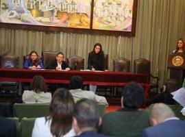 Restitución de tierras fue el principal tema del cuarto Comité de Justicia Transicional