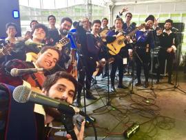 Tuna Universitaria de Chile fue la mejor en el XIII Festival