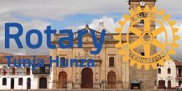 Plan Estratégico 2015 – 2016 del Club Rotario Tunja Hunza se presentará este 7 de octubre