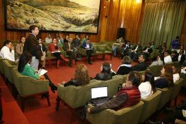 Gobernador Carlos Amaya se reunió con operadores turísticos