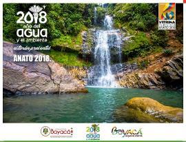 Gobernador de Boyacá participará en ANATO 2018