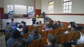 En Sogamoso, Cultura y Turismo socializó el avance de la creación de política púbica de cultura